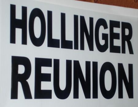 Hollinger Reunion